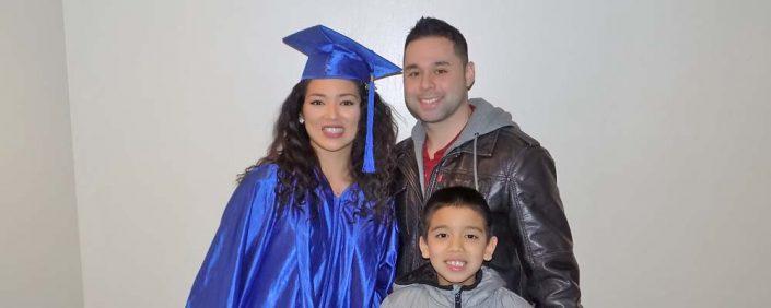 KANSEL Graduate Family